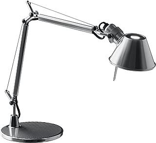 Artemide Tolomeo Micro Led lámpara de mesa aluminio