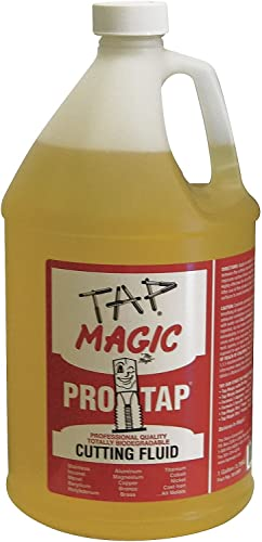 discount Pack online of 2 - online Tap Magic Model 30128P ProTap Biodegradable Cutting Fluids Container Size: 1 Gallon online sale