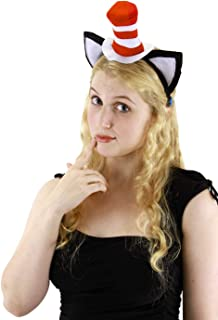 Elope Cat in the Hat, Hat Headband with Ears