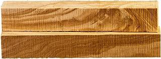 Olive Wood Turning Pen Blanks   2 Pack   3/4