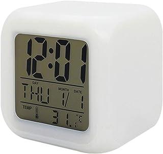 Bulabula, orologio da polso per ragazzi e ragazze con allarme facile da montare, grande display, orologio da notte a LED, ...