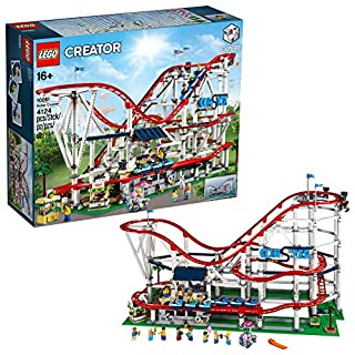 LEGO Creator Expert Roller Coaster 10261 Building Kit (B07C8DSTCP)   Amazon price tracker / tracking, Amazon price history charts, Amazon price watches, Amazon price drop alerts