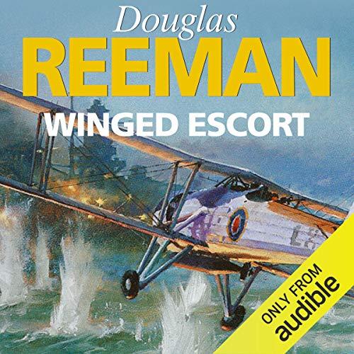Winged Escort audiobook cover art