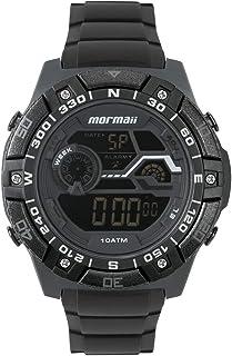 Relógio Mormaii Digital Acqua Wave MO9030AB8C Preto