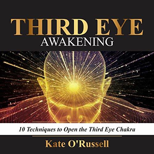 Third Eye Awakening audiobook cover art