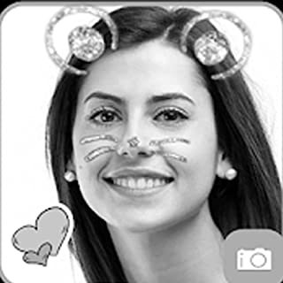 Cat Face Camera Edit