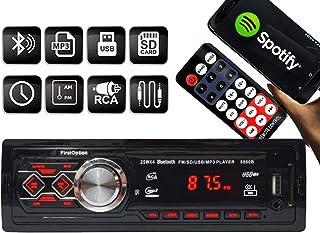 Rádio Mp3 Player 8860b 1 Din Fm Usb