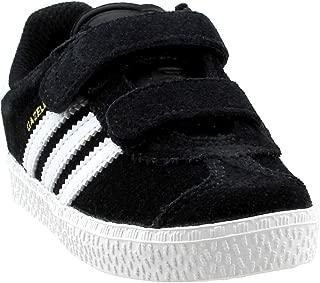 Gazelle 2 CF I Toddler in Black/White by Adidas