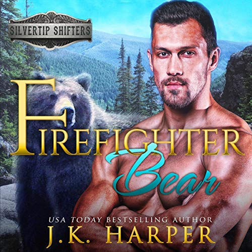 Couverture de Firefighter Bear: Slade