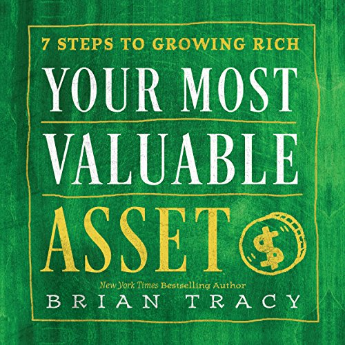 Your Most Valuable Asset audiobook cover art