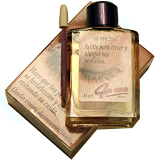 Best prosa eyelash oil Reviews