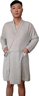 100% Pure Cashmere Robe for Men in a Gift Box