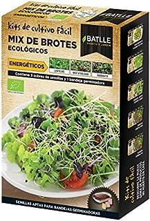 comprar comparacion Semillas Ecológicas Bortes - Brotes MIX ECO ENERGETICOS - Batlle