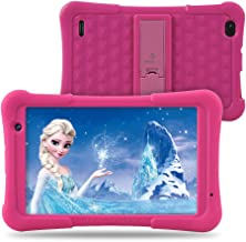 Dragon Touch Y80 Kids Tablet, 8 inch Android Tablets, 2GB RAM 16GB, Android 8.1 Oreo, Kidoz Pre-Installed with All-New Disney Contents WiFi Only 2019 - Pink