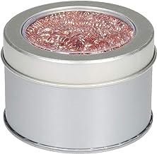 Nishore Limpador de ponta de solda de aço inoxidável para limpeza de ponta de ferro de solda para limpeza de ponta de sold...
