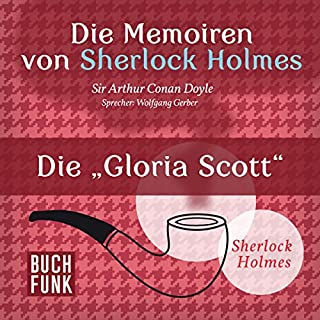 Die Gloria Scott (Die Abenteuer von Sherlock Holmes) Titelbild