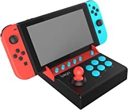 IPEGA PG-9136 Gamepad Trigger Controller Mobile Joystick Compatible N-Switch Console Single Rocker Control Games (Such as Mario Series, Stree Fighter2, etc.)