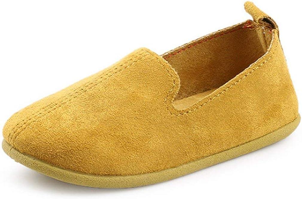 half YOHI Toddler Loafers Boys Super Special SALE held Girls Slip Boat Shoes Moccasin on Dres