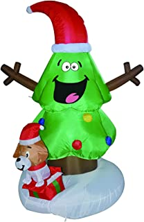 Best blow up christmas tree decoration Reviews