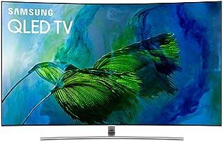 """Smart TV Curve QLED Samsung 65"""" QN65Q8CAMGXZD Q8C 4K UHD HDR1500 Wi-Fi 4 HDMI 3 USB"""