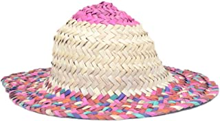 hand woven palm hats
