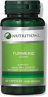 Nutritionl Turmeric 500 mg 60 Capsules