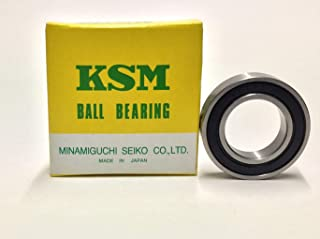 17x30x7 Rubber Sealed Bearing 6903-2RS 10 Units