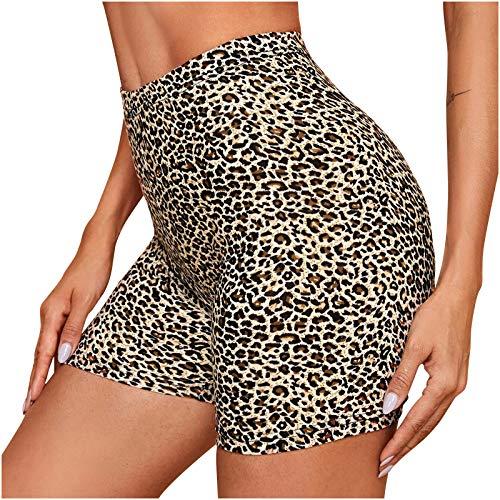 Biker Shorts, Short Biker Shorts, Spandex Biker Shorts, Exercise Shorts Women, Leopard Bike Shorts, Activewear Shorts, Best Biker Shorts for Women, Plus Size Running Shorts, Leopard Print Biker Shorts