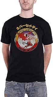 Black Sabbath debut album Hommes T Shirt Unisexe Tee officiel Backprint Merch