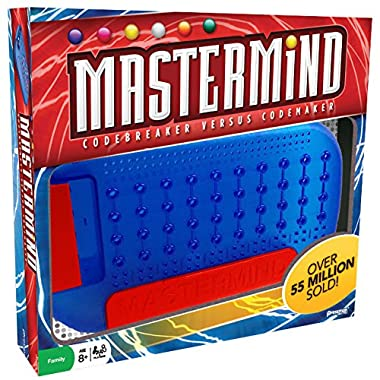 Pressman Mastermind Game : The Strategy Game of Codemaker vs. Codebreaker