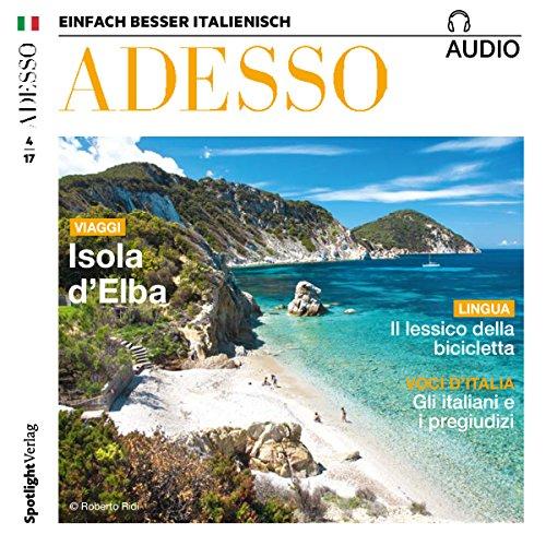ADESSO Audio - Isola d'Elba. 4/2017 Titelbild