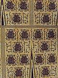 Roya Textile Baumwollstoff, inspiriert von afrikanischer
