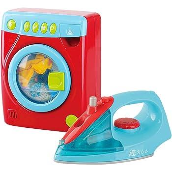 Tachan- Lavadora Little Life, Color Rojo (CPA Toy Group 46164 ...