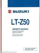suzuki ltz 50 owners manual
