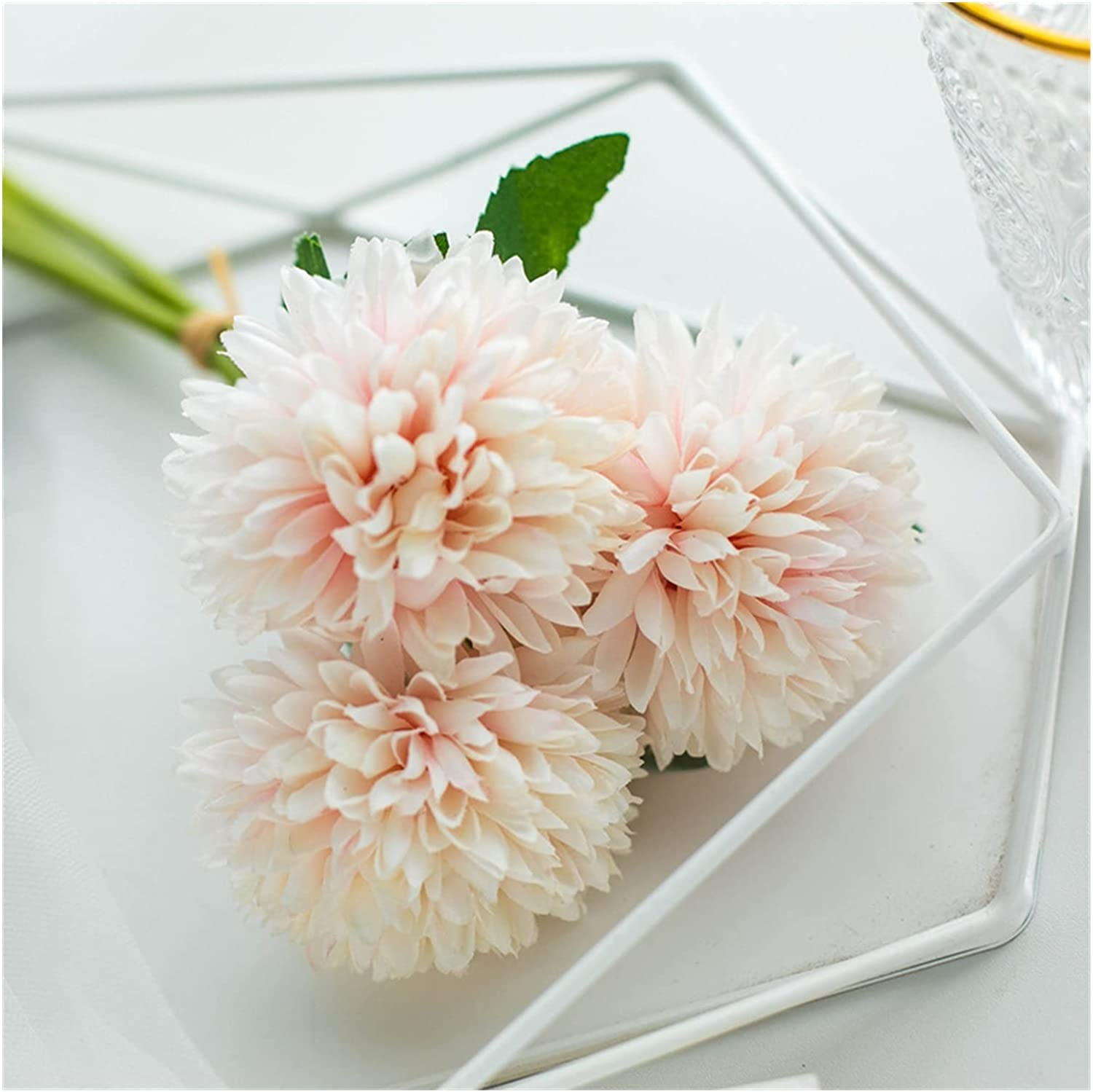 Limited price XIAOXUANMY Ranking TOP4 Artificial Flowers Rose Pink Silk