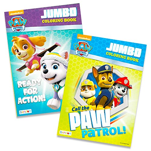 16 best paw patrol coloring book for 2020