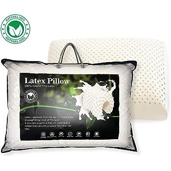 Pair of Latex Pillows Model Soap