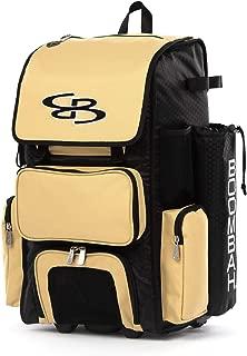 black and vegas gold catchers gear