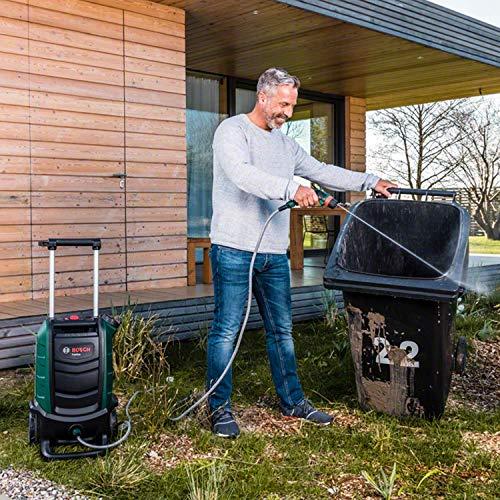 Bosch Akku Outdoor Reiniger Fontus – Wassertank & Akku - 4
