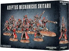 Games Workshop Warhammer 40,000 Adeptus Mechanicus Skitarii