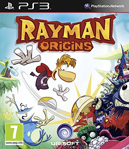Third Party - Rayman Origins Occasion [PS3] - 3307215586402