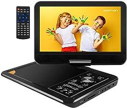 APEMAN Reproductor de DVD portátil de 11.5