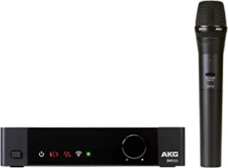 AKG DMS-100VOC 2.4GHz Digital Wireless Vocal Microphone System