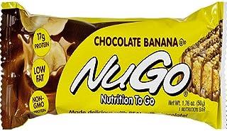 NuGo Nutrition Chocolate Banana Bar 15 Bar(S)