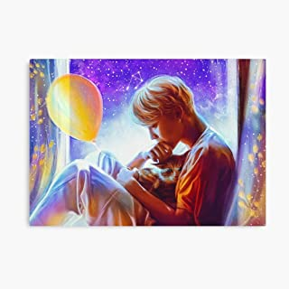 Akalin Jimin Serendipity 3D Canvas Printing Radon Frame Canvas Home Decorative Wall Art Painting Mural Printing 11.4