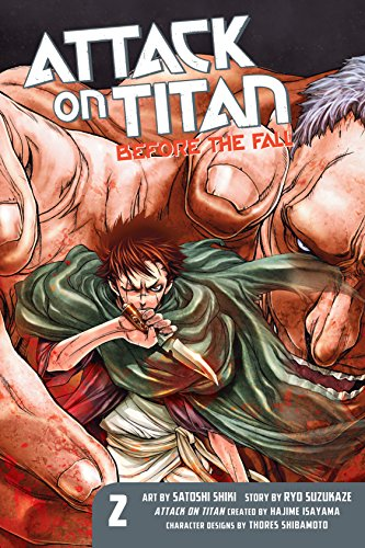 Attack on Titan: Before the Fall Vol. 2 (English Edition)