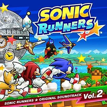 Sonic Runners Original Soundtrack Vol.2