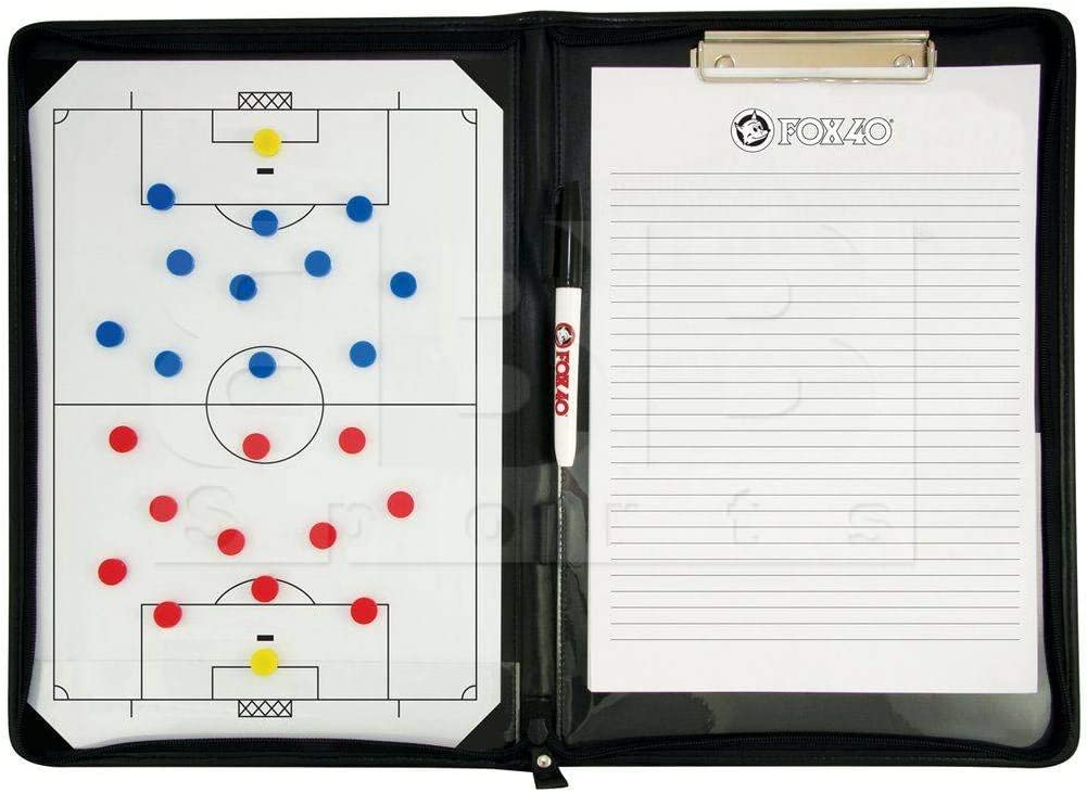 Fox 40Magnetic Coaching Football Now on sale High order Folder Clas