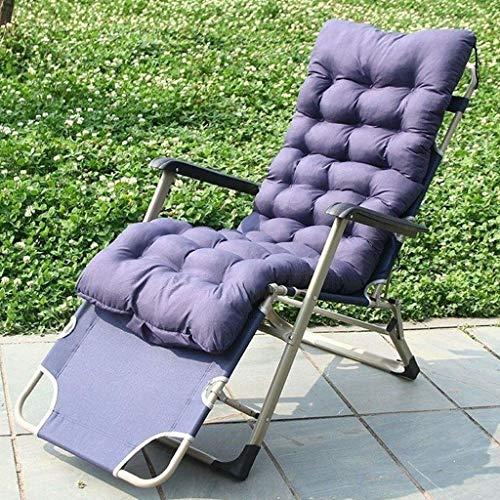 Silla Reclinable Plegable Al Aire Libre Sillón Reclinable Garden Sun Relaxer con Diseño Antideslizante Portátil Compacto 68 X15 X 96 Cm para Oficina Patio, 200 Kg De Capacidad