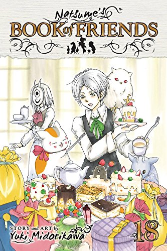 NATSUMES BOOK OF FRIENDS GN VOL 18